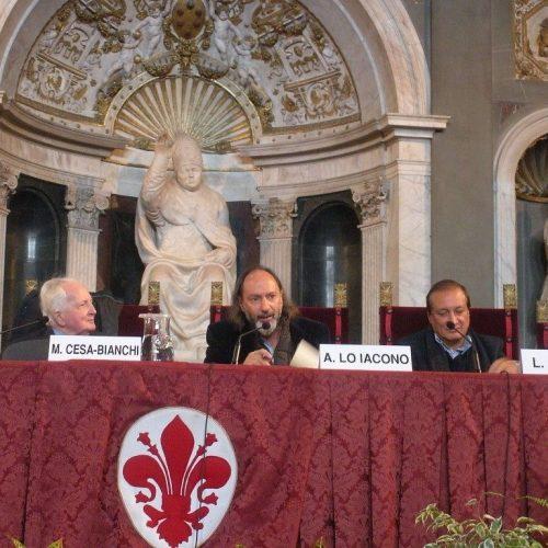 Antonio Lo Iacono Centenario SIPS